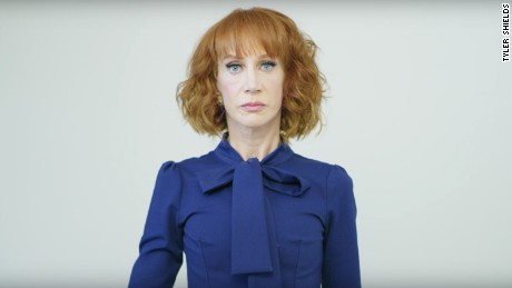 Now Kathy Griffin is an issue in the Georgia special election