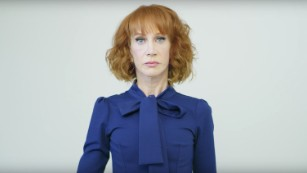 Kathy Griffin: 'I beg for your forgiveness' for gruesome anti-Trump photo shoot