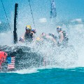 Oracle splash amercias cup bermuda