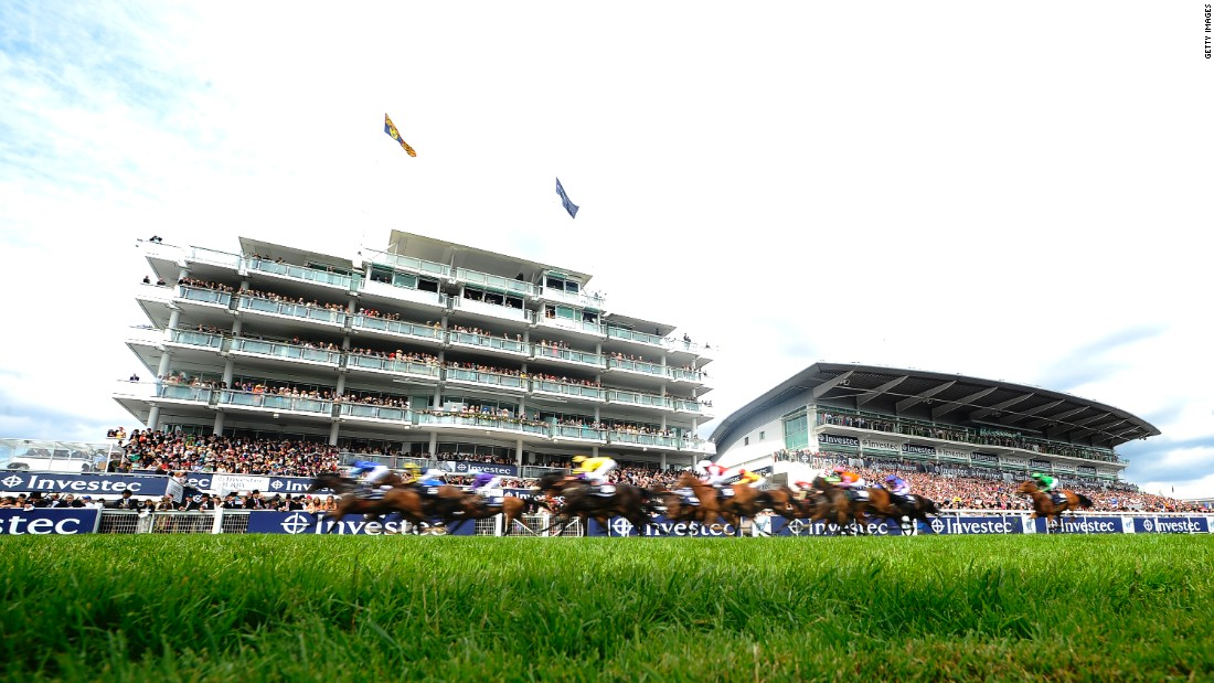Wings Of Eagles swoops for Derby glory at Epsom