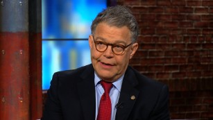 Franken offers possible explanation for what 'covfefe' means
