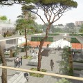 Roland Garros renovation village