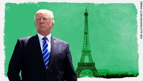 Trump bailing on the Paris Agreement would be a middle finger to the future