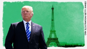Trump bailing on climate deal would be a middle finger to the future