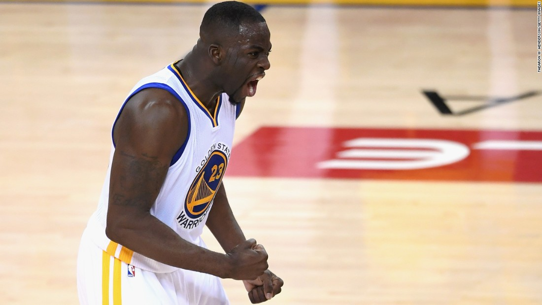 "<strong>Draymond Green, Golden State, forward</strong><br />Green is one of the league's best defensive players, making two All-Star teams and leading the league in steals this season. He is the prototypical ""glue guy"" who does a little bit of everything, and he provides the team with a fiery, physical presence. But sometimes his emotions can work against him. He was suspended for Game 5 of last year's Finals after his fourth flagrant foul of the postseason. The Warriors lost that game as well as the next two."