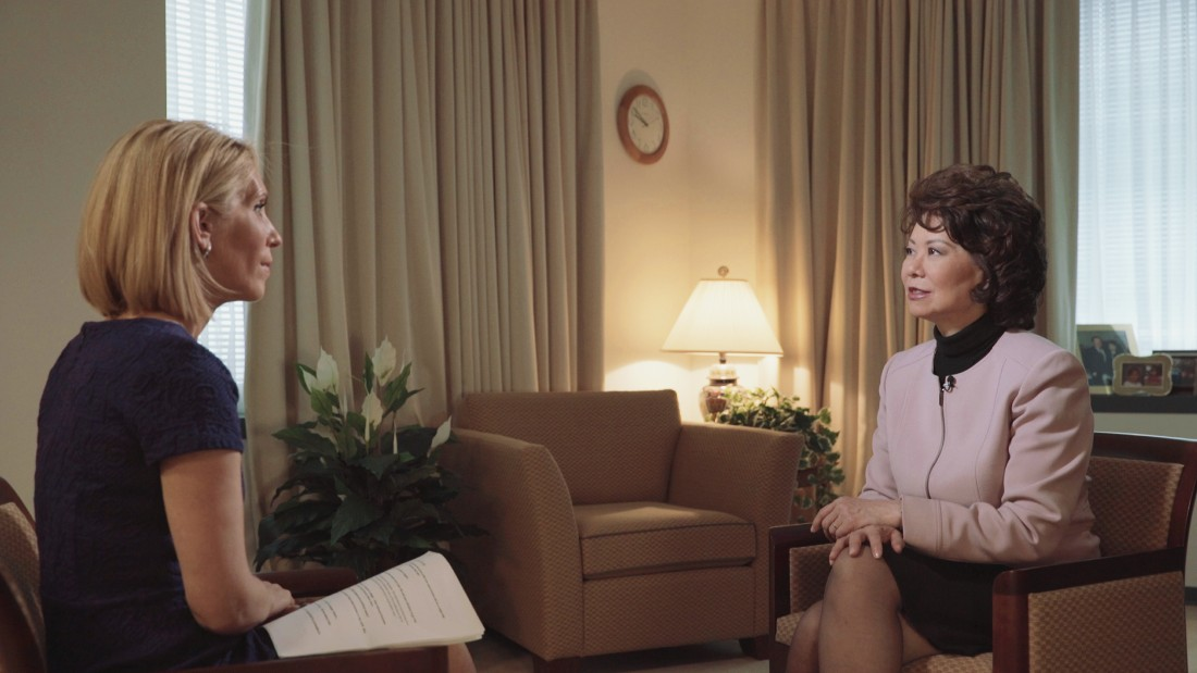 Elaine Chao Opens Up About Not Having Children Cnn Video