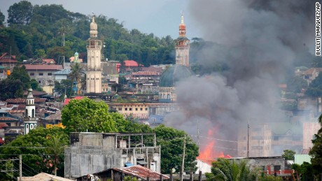 11 Philippines soldiers killed in botched anti-ISIS airstrike