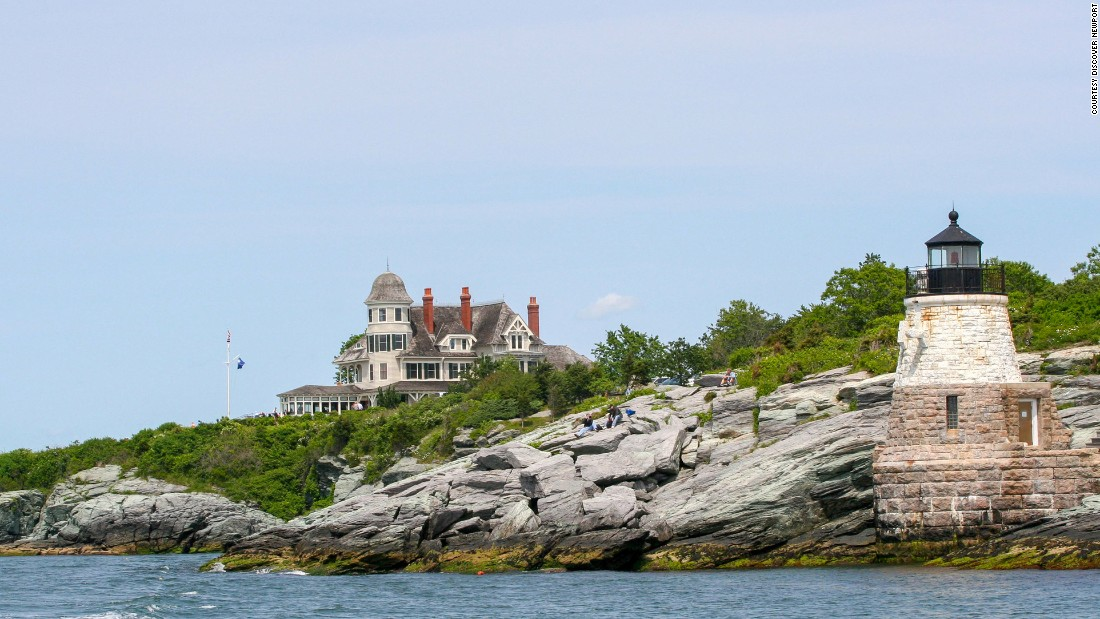 <strong>Castle Hill Inn: </strong>This hotel on Rhode Island's craggy coast has long been considered one of the most romantic getaways in America.
