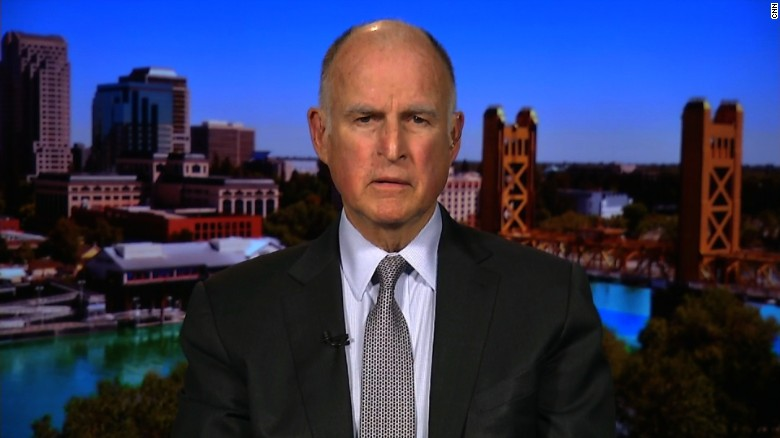 CA GOV Jerry Brown ISO CNNI