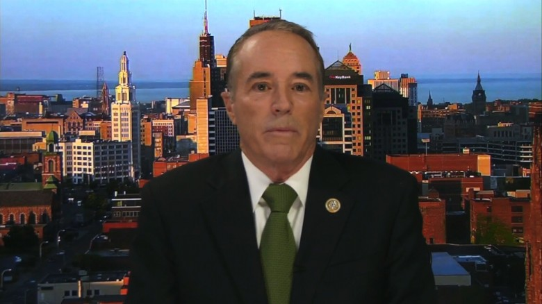 Cuomo, Rep. Collins spar over global warming