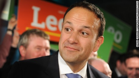 Ireland's Varadkar on course to succeed Kenny as party leader