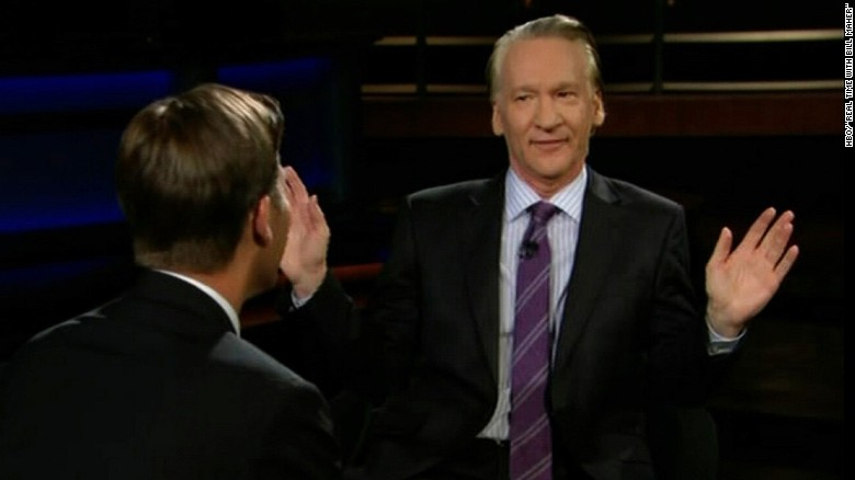 bill maher real time n word ben sasse backlash orig vstan cws_00003104