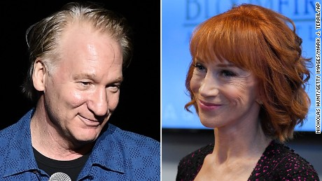 Bill Maher uses racial epithet during HBO show