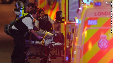 7 questions about the London terror attacks
