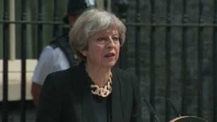 Ver las observaciones del Primer Ministro Británico sobre el ataque terrorista
