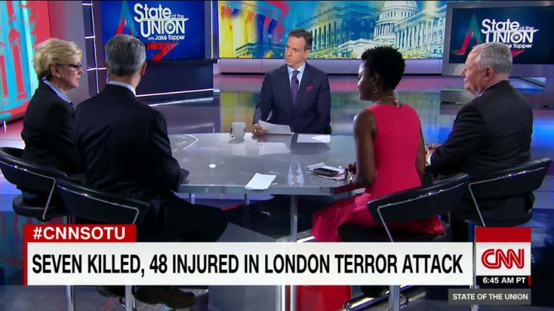 London attacks: Mayor Sadiq Khan dismisses Trump criticism