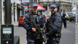 Londres: Resiliencia y miedo