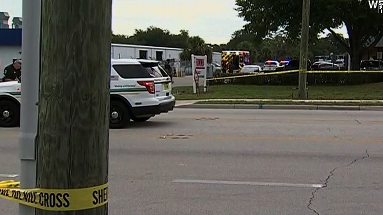 Five dead following workplace shooting in Orlando
