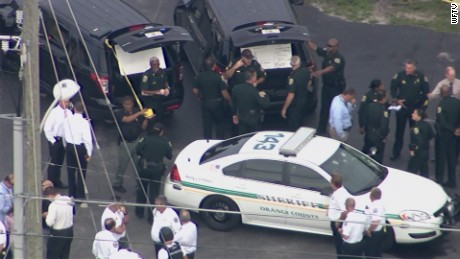 Gunman 'singled out' victims in Orlando shooting spree