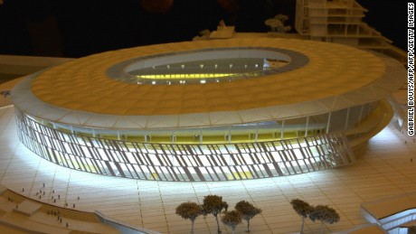 Roma's proposed new stadium will end the Serie A club's shared tenancy of the Olympic Stadium with city rivals Lazio.