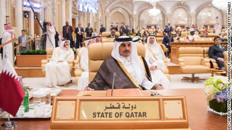 Comments about Iran attributed to the Emir of Qatar recently caused  Saudi, the UAE, Bahrain and Egypt to block Qatari media outlets.
