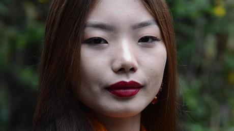 Miss Tenzin Paldon is crowned Miss Tibet 2017