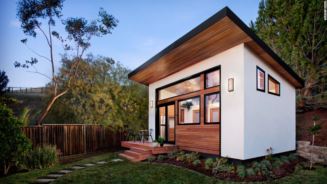 7 tiny homes you can buy for under 115k for Prefab granny unit california