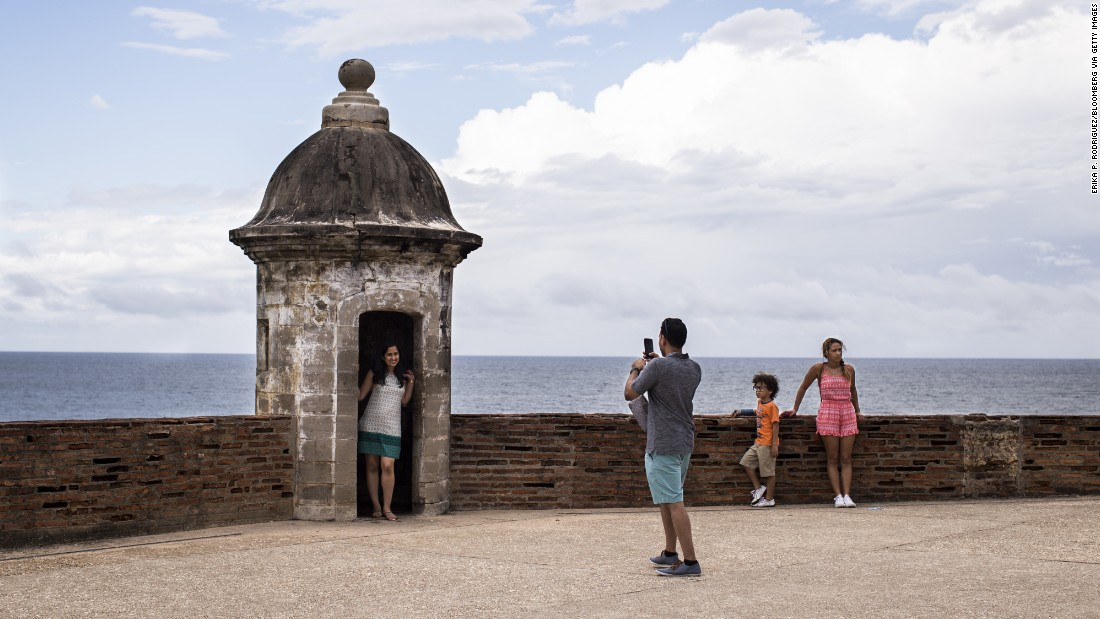 "Tourism is big business throughout the island and pulls in about $4 billion annually. The <a href=""https://www.nps.gov/saju/learn/historyculture/san-cristobal.htm"" target=""_blank"">Castillo San Cristóbal </a>in San Juan is a top attraction. It's one of the largest fortresses built in the Americas, constructed to protect the island from military attack."