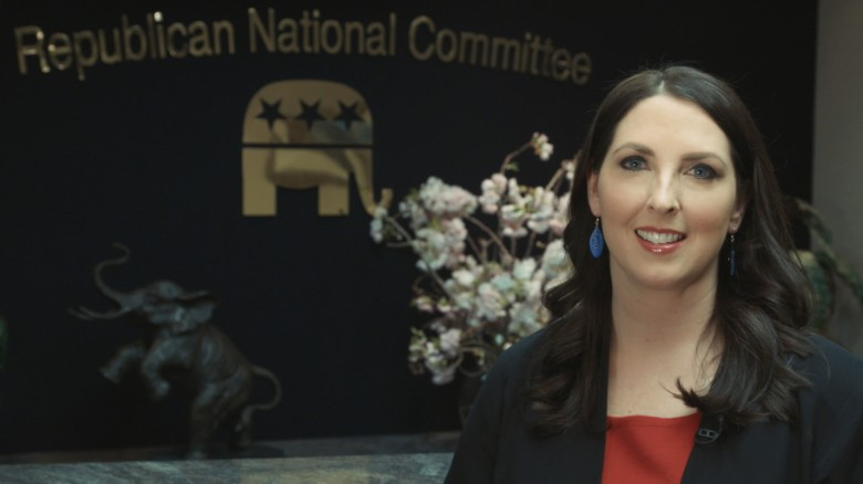 RNC chief of staff departs to join US Chamber of Commerce