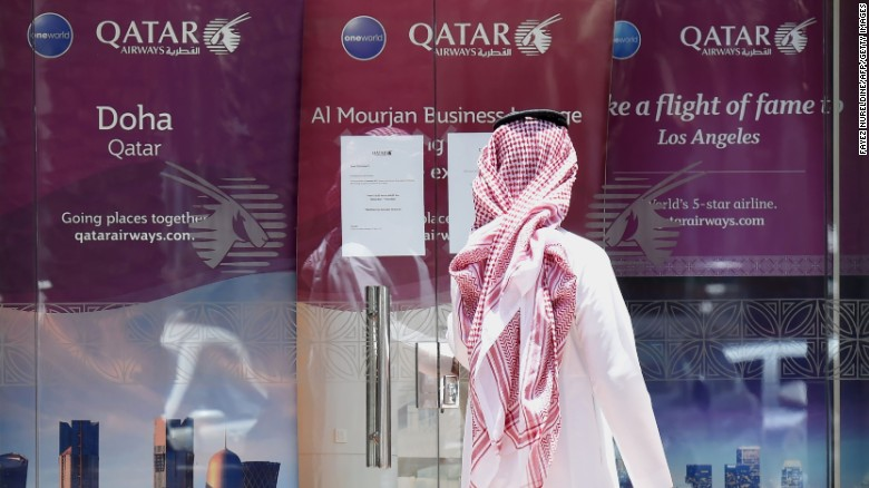 Qatar calls allegations that it supports extremists
