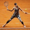 sharapova fashion training