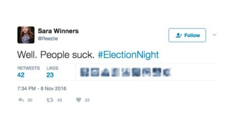 Accused leaker Reality Winner called Trump an 'orange fascist' on Twitter