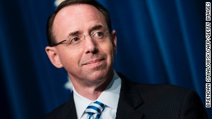 Deputy AG: 'Americans should be skeptical about anonymous allegations'