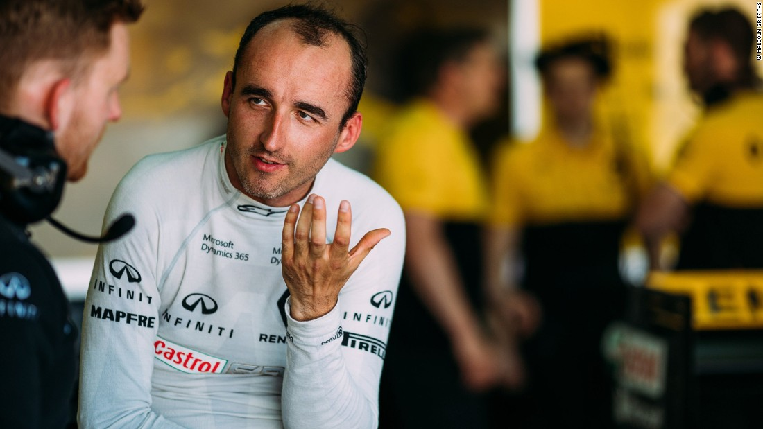 "Robert Kubica completed a successful F1 test with his former team Renault at Valencia's Circuit Ricardo Tormo in June 2017. Veteran F1 journalist Maurice Hamilton says Kubica was a ""massive talent.""<br /><br />""He lived for F1 -- he did nothing else. He was totally dedicated to driving because he absolutely loved it,"" Hamilton told CNN. ""He had this incredible flair that is very hard to define but you could see it ... I think people just warmed to him for being a very humble modest guy with massive talent."" <br />"