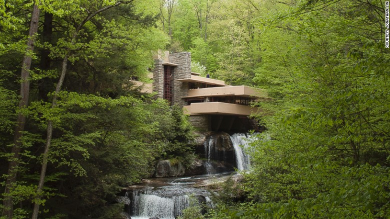 Frank Lloyd Wright Influences frank lloyd wright in 5 buildings - cnn style
