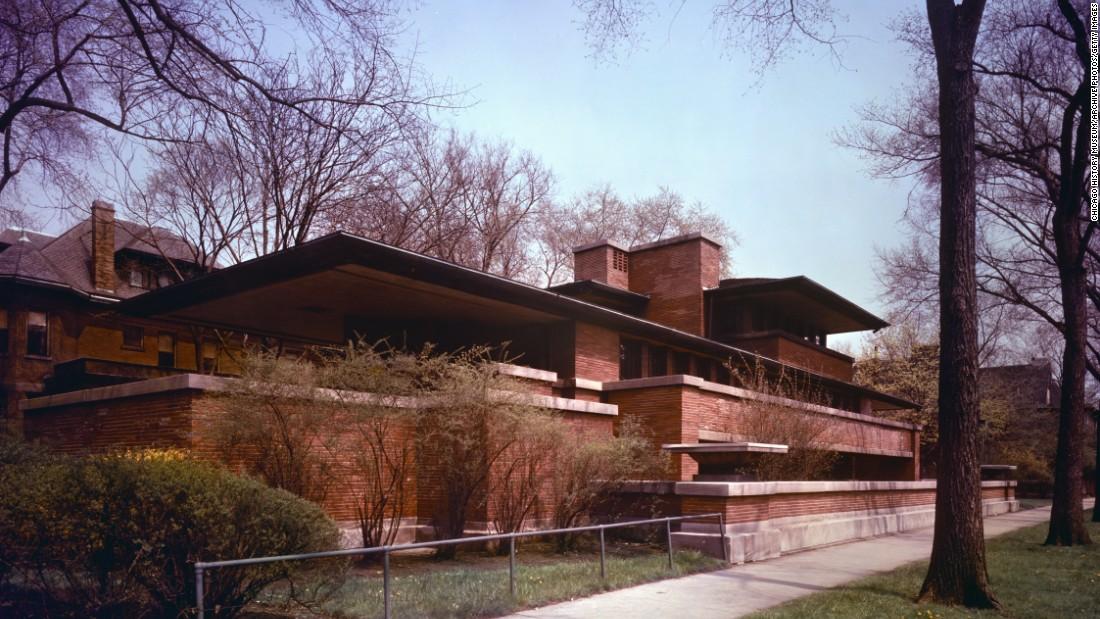 Frank Lloyd Wright Architecture frank lloyd wright in 5 buildings - cnn style