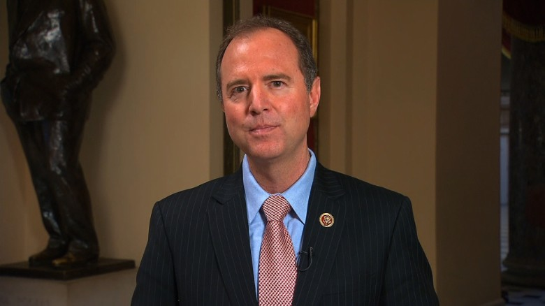 Schiff: Can't let Sessions' non-answers stand