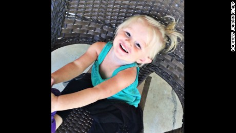 2 year-old Kenley Ratliff died Sunday of what doctors suspect is Rocky Mountain spotted fever.