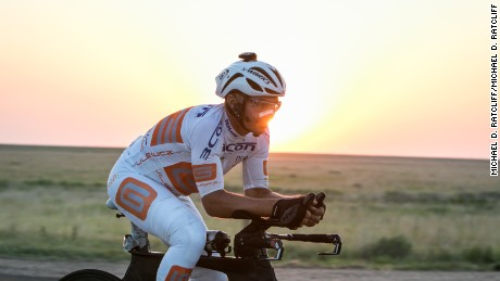 Is this the 'world's toughest cycle race'?