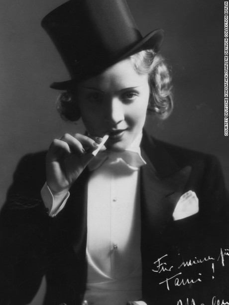 Courtesy Deutsche Kinemathek/Marlene Dietrich Collection Berlin