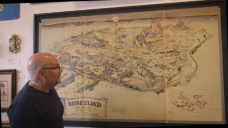 Walt's First Disneyland Map_00000000