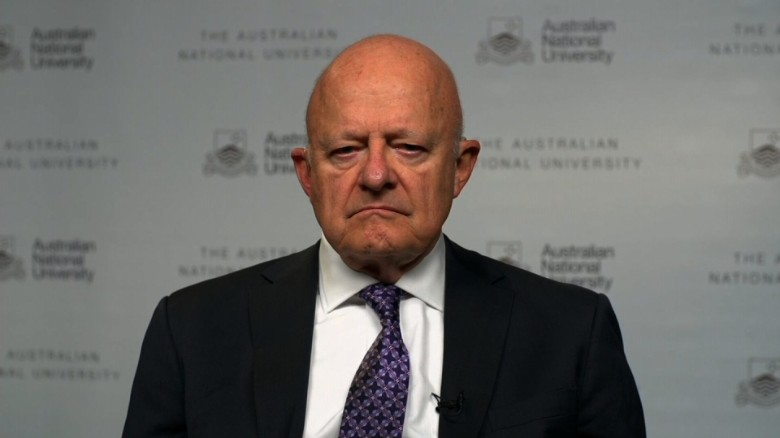 Clapper: Trump is a threat to our system