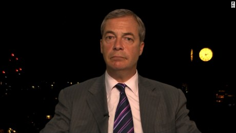 Nigel Farage: Theresa May is toast