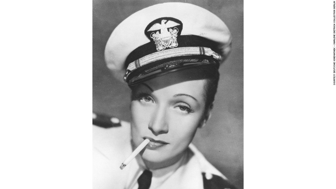 "During World War II, she was indefatigable in her efforts to sell war bonds, recorded <a href=""https://www.cia.gov/news-information/featured-story-archive/2008-featured-story-archive/marlene-dietrich.html"" target=""_blank"">anti-Nazi German albums</a> for the Office of Strategic Services (the precursor to the modern CIA) and was a frequent performer near the front lines of Europe, raising morale among the soldiers."