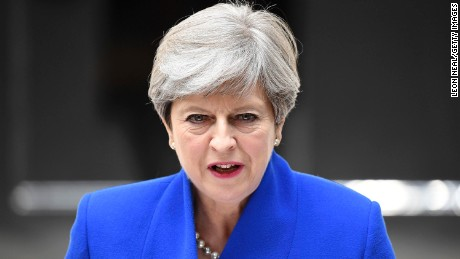 Theresa May: the Icarus of UK politics