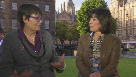 intv amanpour Fiona Mactaggart uk election_00015011