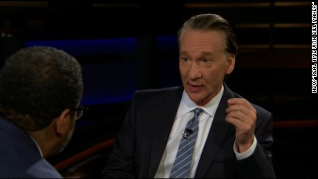 bill maher n-word apology joe madison bts ctn_00000919