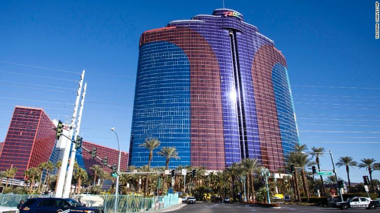 The Rio All-Suite Hotel and Casino Hotel in Las Vegas, Nevada, in 2016