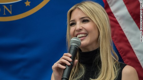 10 words that just blew up Ivanka's reintroduction tour