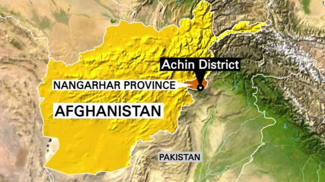 Three US troops were killed Saturday in Achin District.